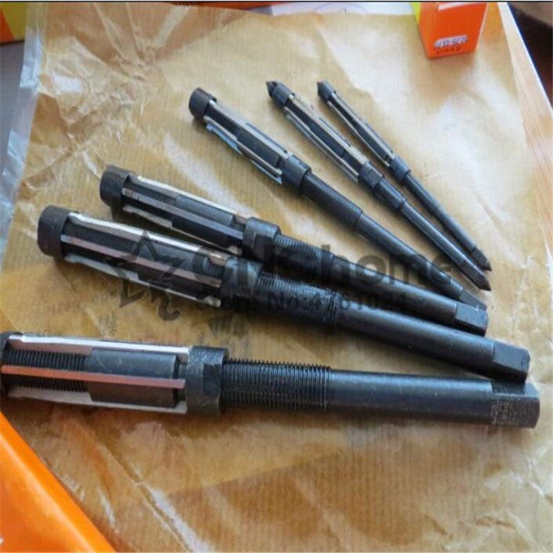 Adjustable Hand Reamer 6.25-6.75 6.75-7.25 7.25-7.75 7.75-8.5 8.5-9.25 5pcs/lot Metal Steel Core Drill Bit Reamer Rotating Tool