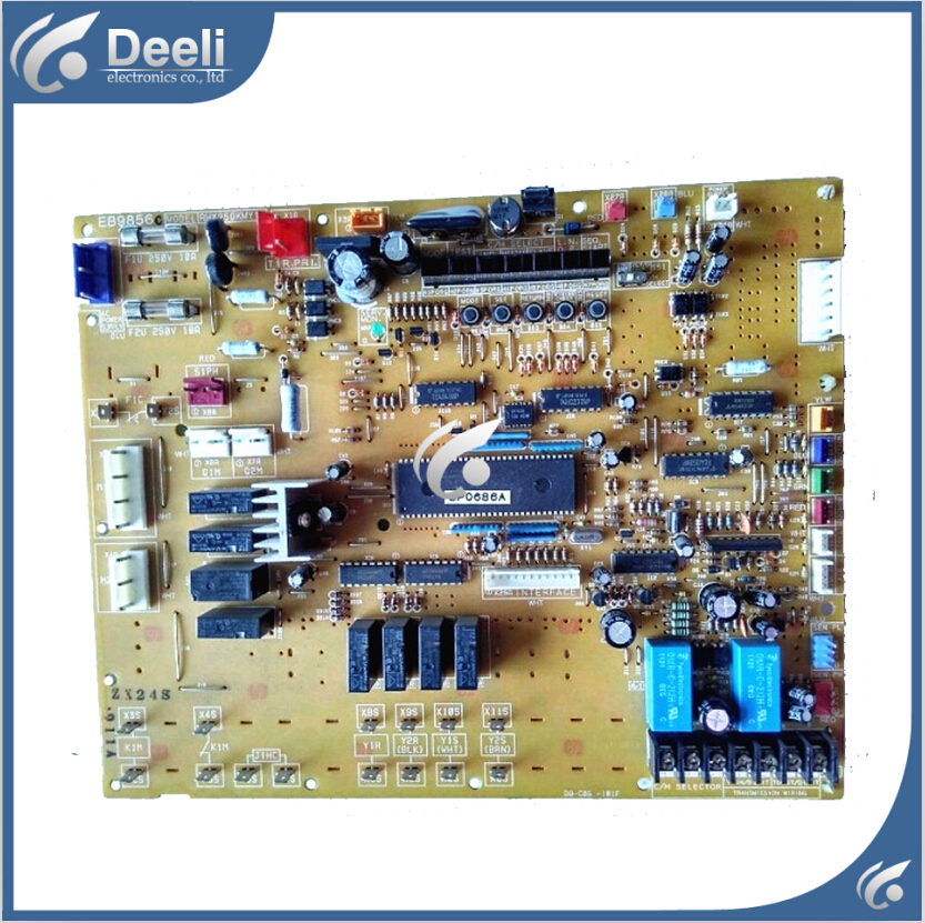 все цены на 95% NEW used Original for air conditioning control board RHY250KMY1L EB9856 motherboard онлайн