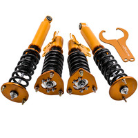 For Nissan 1995-1998 200SX 240SX S14 Full Coilover Suspension Kits Adjustable Height Absorber Spring Shock Struts