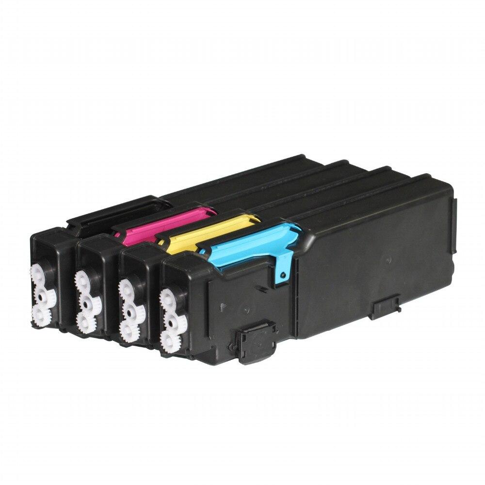 Cartucho de Toner Compatível Para Xerox DocuPrint CP405 CM405 CP405d CM405df CT202033 CT202034 CT202025