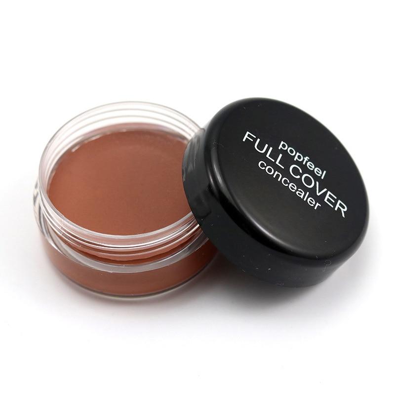US $1 15 22% OFF|Popfeel Concealer Face Cover Blemish Hide Dark Spot  Blemish Eye Lip Contour Makeup Foundation Cosmetic Concealer Makeup-in  Concealer