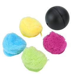 Автоматическая прокатки мяч Электрический питание вакуумная пыль игрушка очиститель Mocoro мини микрофибра Роботизированная подметальная