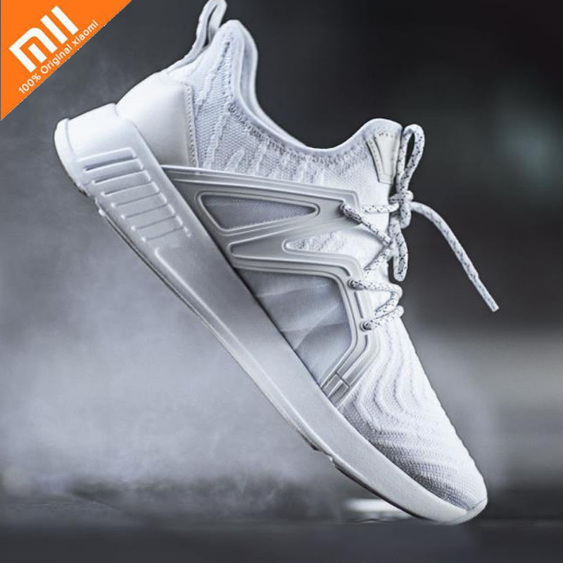 Original Xiaomi Men s Women s Sports Shoes 90 piece Siamese Sneakers Surrounded by Tpu Leather