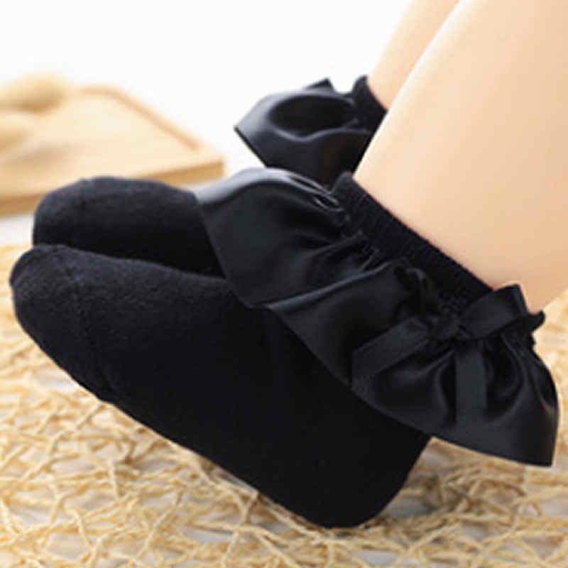 Bé gái tất công chúa nữ kho báu ren công chúa đáng yêu cotton khởi động tất Đảng mặc trẻ em bé gái ngắn sock