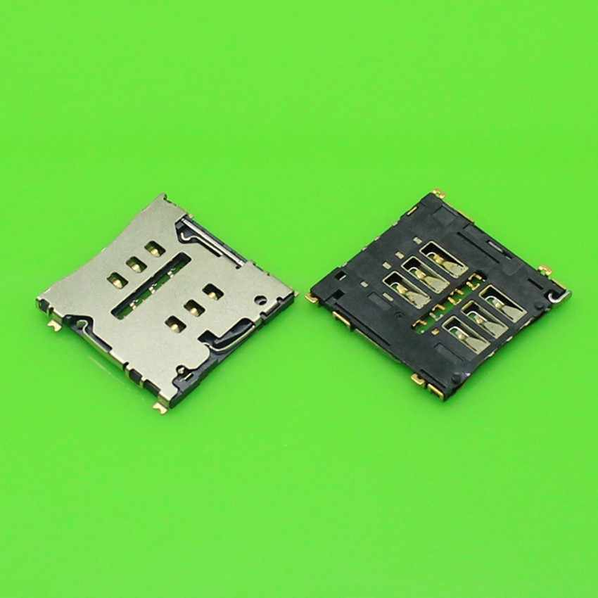 Brand New for Lenovo VIBE X S960 K900 K900i SIM Card Reader Holder Connector Socket Slot Flex Cable Replacement Parts