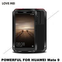 LOVE MEI POWERFUL Case For Huawei Mate 9 Phone Case For Huawei Mate 9 Anti Knocked