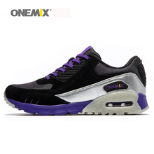 Onemix high quality running shoes for women jogging shoes lightweight sport sneakers outdoor athletic walking breathable shoes