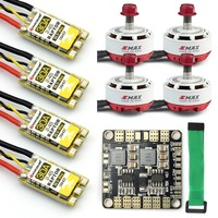 Emax RS2306 Motor Flycolor 30A Dshot Drone 2S 4S ESC Speed Controller for FPV Racer Drone Quadcopter