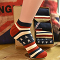 Socks male spring and summer thin sock shallow mouth short low breathable anti-odor 100% cotton boxed Free Shipping