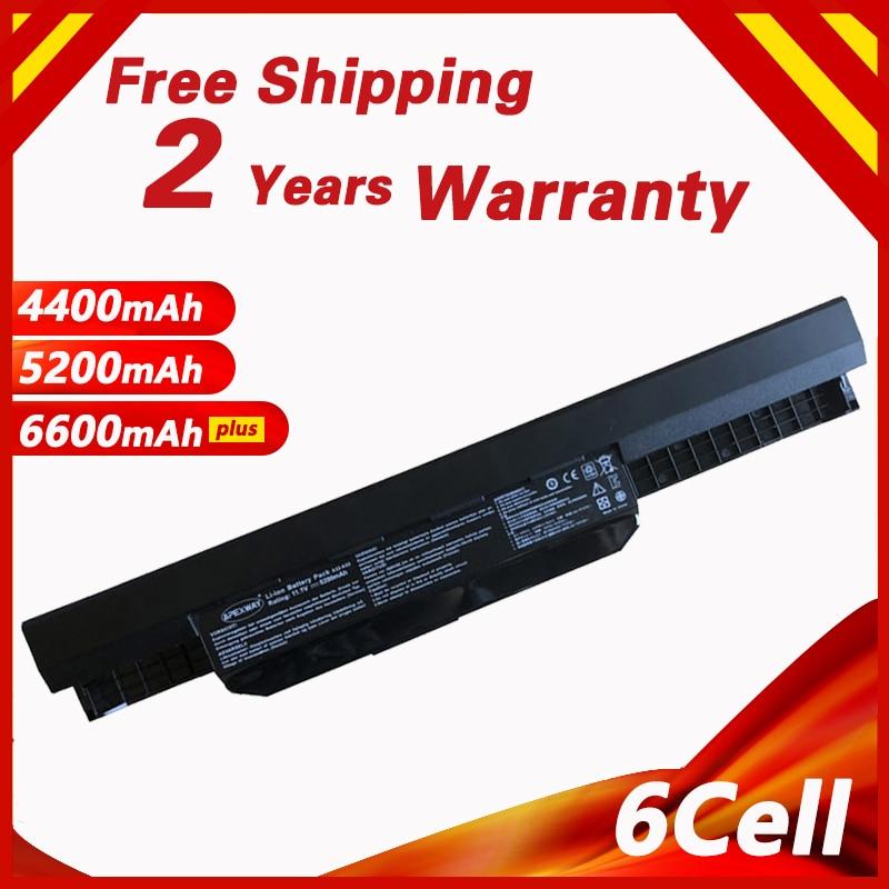 Laptop Battery For ASUS A43 A45 A53E A53SD A53S A53SK A53SM A53SV A53TA A53Z A54 A83 A84 K43 K53 K53E K53J K53SD X53S K53SJ X53ULaptop Battery For ASUS A43 A45 A53E A53SD A53S A53SK A53SM A53SV A53TA A53Z A54 A83 A84 K43 K53 K53E K53J K53SD X53S K53SJ X53U