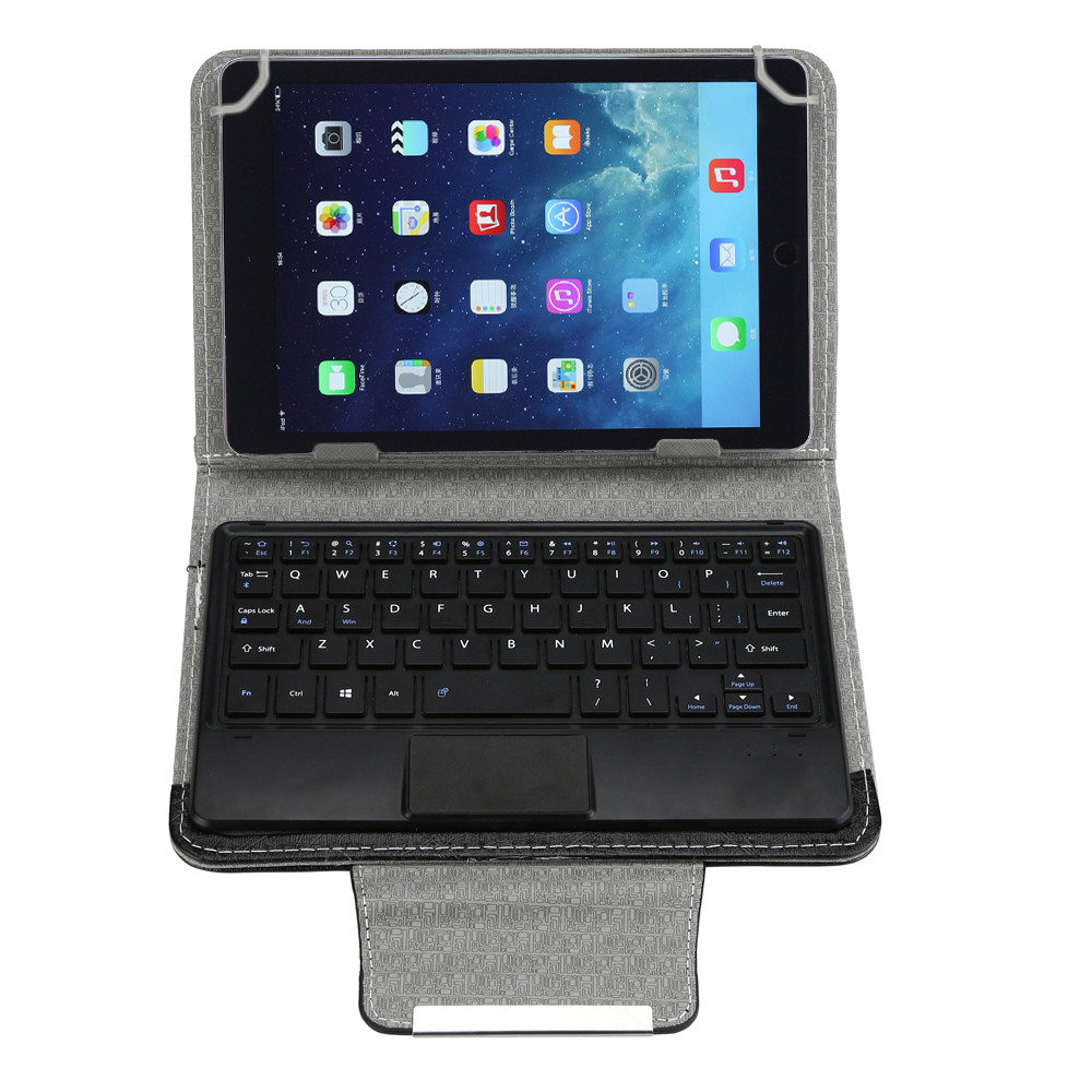 Wireless Bluetooth Keyboard Touchpad For All 7 Inch Android Tablet + Case 20A Drop Shipping