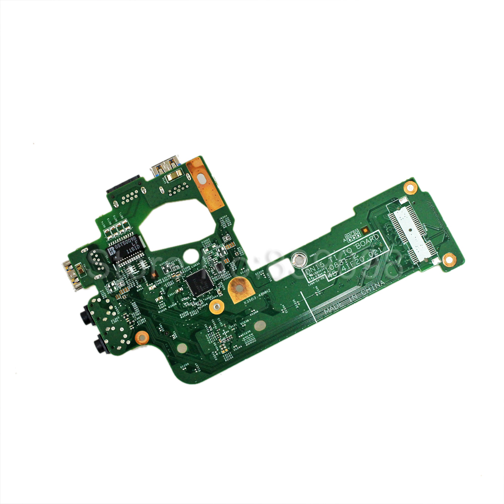 For DELL N5110 48.4IF20.021 48.4IE14.011 48.4IF04.011 3550 4FD7J 48.4IF20.02 AUDIO USB Board