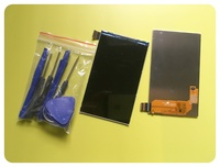 For Galaxy Core Duos I8262 I8260 LCD Display Screen Replacement Parts NOT Sensor Panel With Tracking