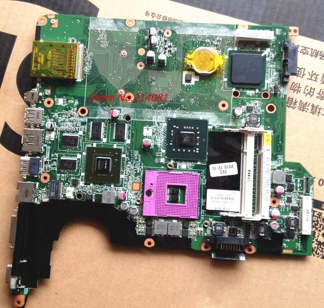 504641-001 Fit For HP laptop motherboard DV5-1000 DV5-1100 DV5 Series PM45 PC board