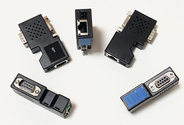 MPI Dp Ppi Ethernet Cổng Kết Nối Module Cho Siemens S7 200 S7 300 PLC Thay Thế USB MPI USB PPI CP243 1 CP343 1