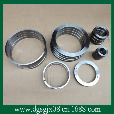 high wear-resistant steel ring with coating ceramic high precious aluminium guide pulleys capstans with coating ceramic
