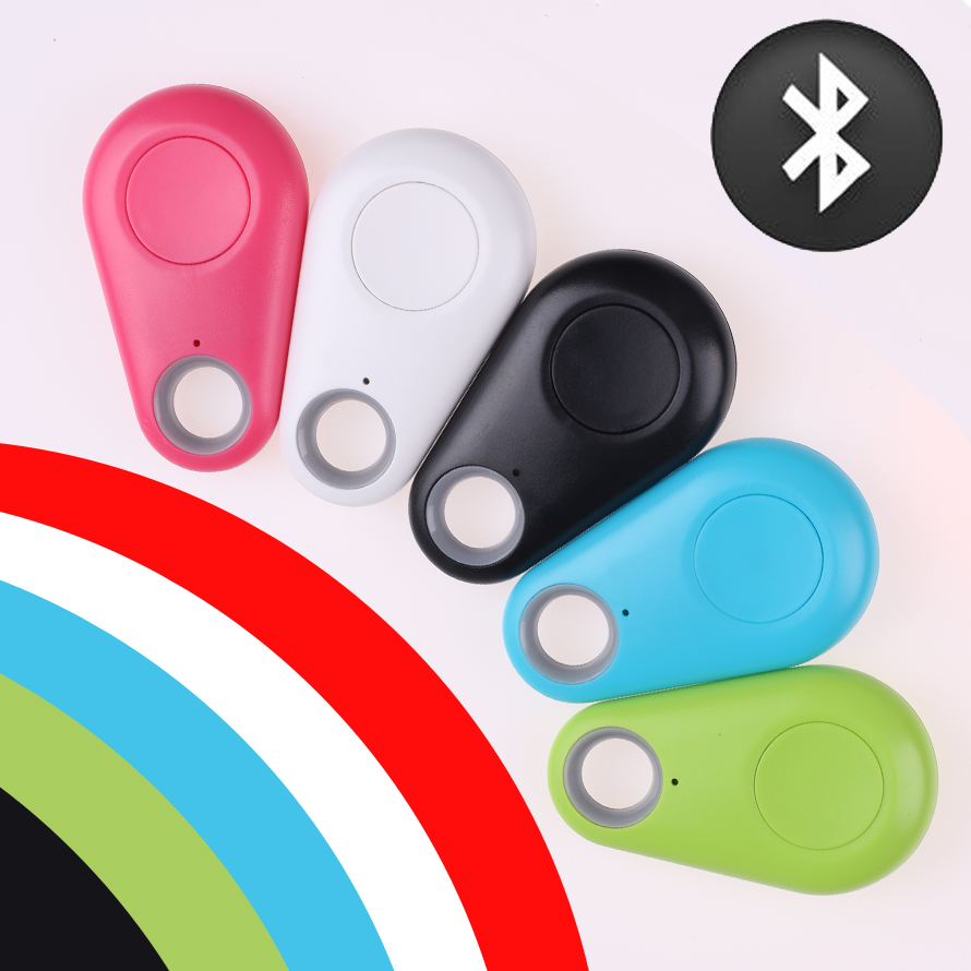 2017 Car Wireless Smart iTag Bluetooth Tracker Child Bag Wallet Key Finder GPS Locator anti-lost alarm Pet Phone Lost Remind(China)