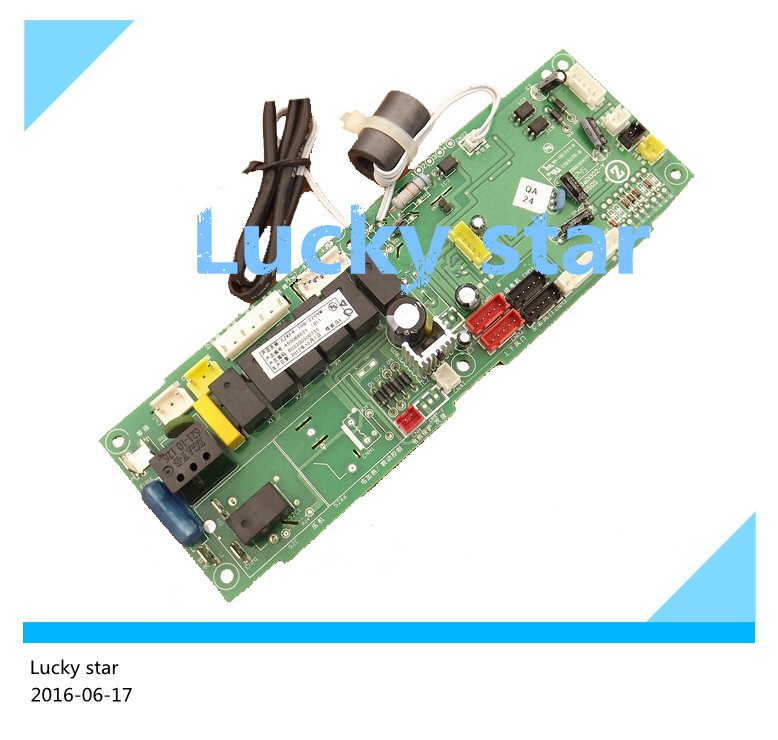 95% new used for Air conditioning computer board SZKFR-70Q-220V-VM good working good working original used for power supply board led50r6680au kip l150e08c2 35018928 34011135