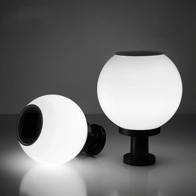 18 LED étanche PIR capteur de mouvement solaire jardin lumière extérieure LED lampe solaire blanc chaud/blanc froid couloir éclairage solaire