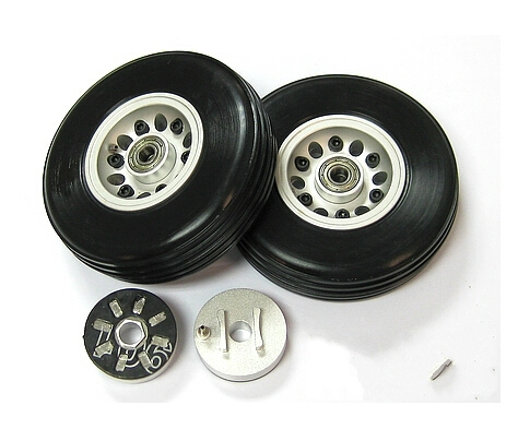 air brake wheel assembly for rc aircraftturbine jet