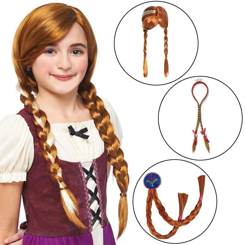 kids-anna-elsa-party-wig-cosplay-supplies-girl-halloween-birthday-princess-headgear-gift-synthetic-hair-braid-headband