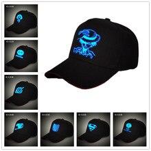 Negro del Anime One Piece Luffy sombrero gorra de béisbol deporte Dom regalo  Cosplay Hip Hop 81a676aebe7