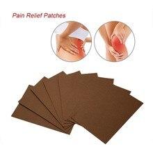 8 шт./упак. обезболивающие пластыри вьетнамский красный мазь наклеить наклейки выпуска шеи плеча сзади боли в колене для артрит T0209SHF