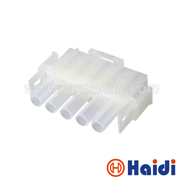 free shipping 5sets 5pin tyco male round wiring housing plug auto rh aliexpress com plastic wiring harness Trailer Wiring Harness