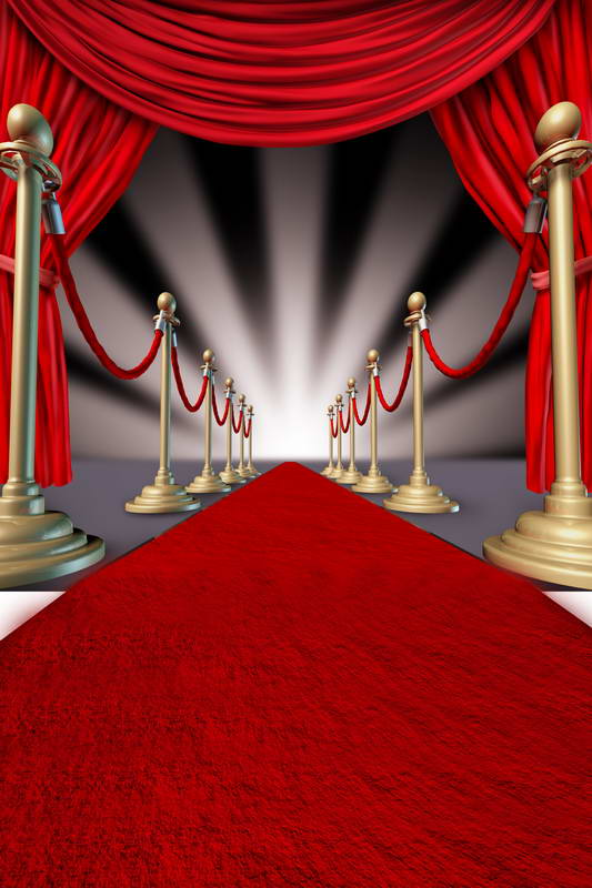 toile de fond pour photo rideaux rouge clair tapis vip rouge tissu polyester ou vinyle haute qualite impression sur ordinateur fete