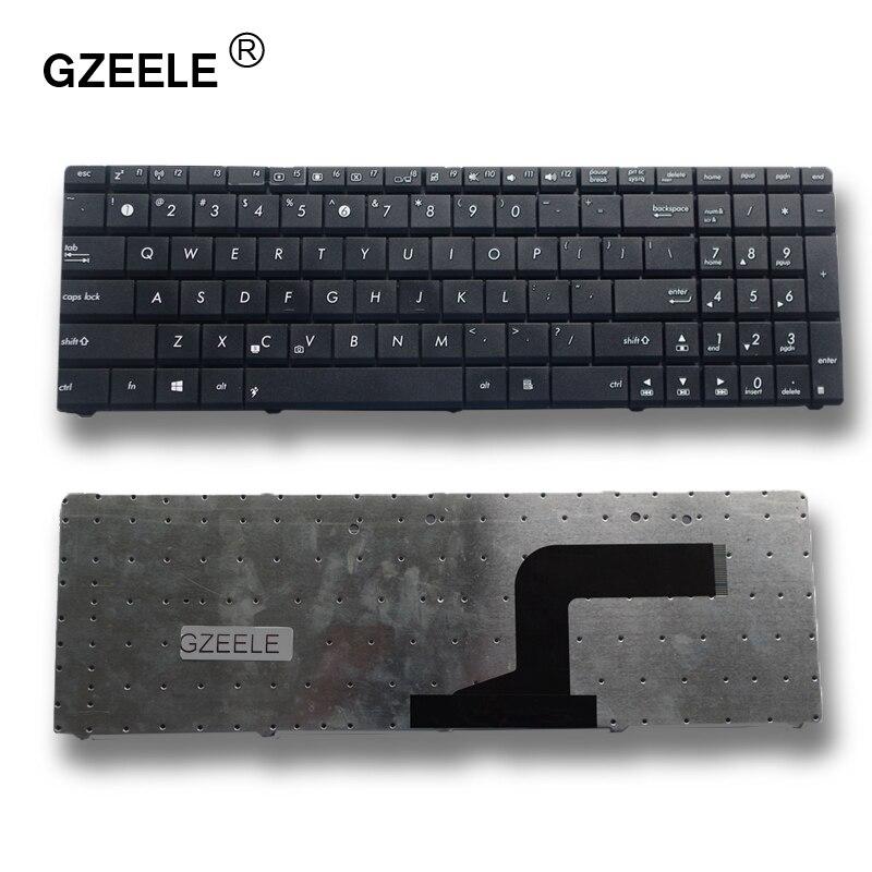 Новая черная клавиатура США для Asus X54 X54C X54H X54HR X54HY X54L X54LY X54XI черный ноутбук