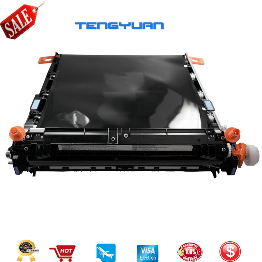 Used 90% New original Transfer assembly for HP M855 M880  ITB Transfer Belt A2W77-67904 printer parts printer part original printer parts transfer roller unit for samsung clp315 clp310 clx3175 clx3170 transfer roller assembly jc97 03046a