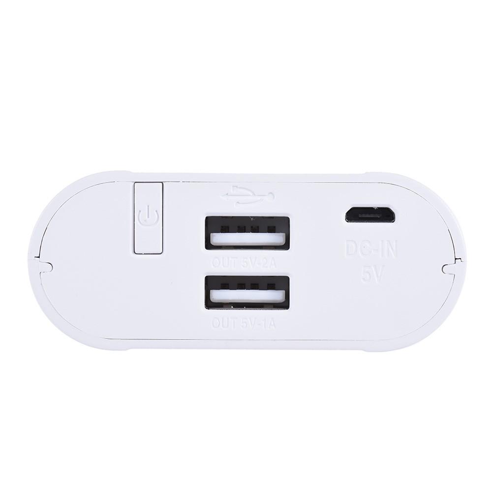 Power-Pack-w-Dual-USB-Port-Soshi23ne-E5-Portable-Intelligent-LCD-Display-3-Slots-18650-Battery