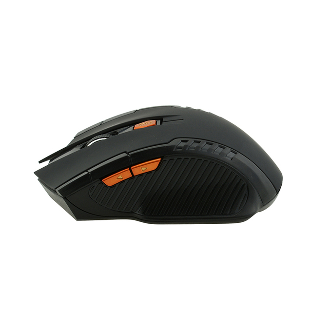 Bts 2.4G Wireless mouse Optical  6 Buttons mouse gamer USB Receiver 1600DPI 10M wireless Mouse  gaming mouse For Laptop computer 5