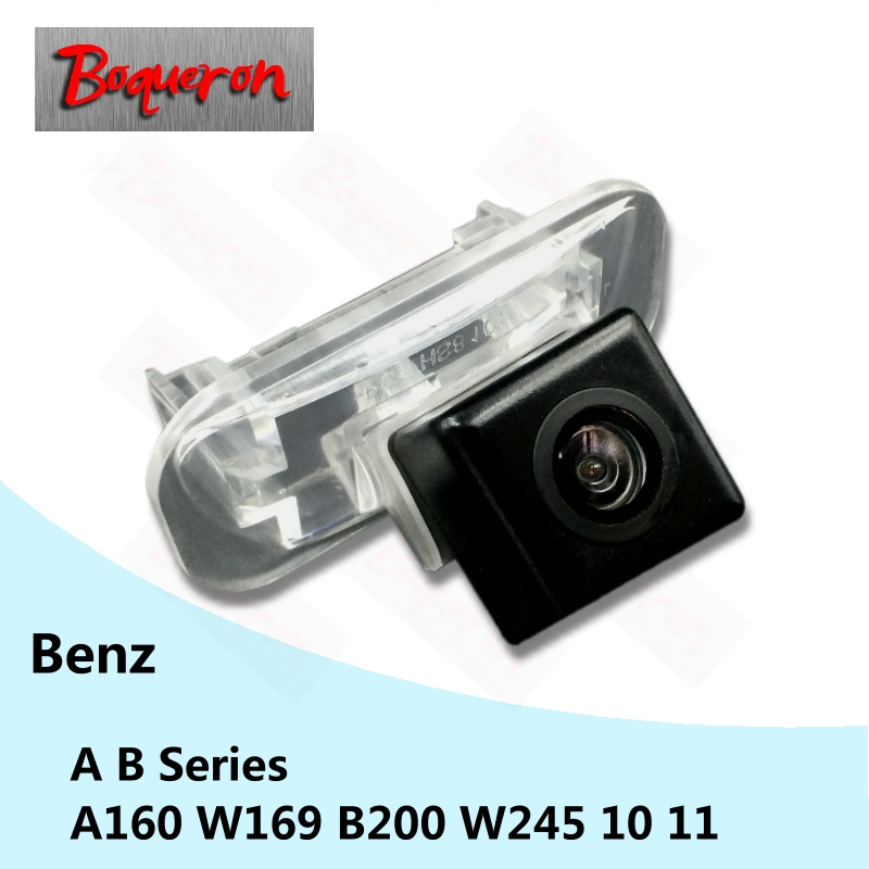 for Mercedes Benz A B Series A160 W169 B200 W245 HD CCD Car Rearview Night Vision Parking Reverse Backup Rear View Camera SONY цена