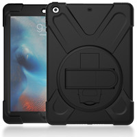 Case For Apple Ipad 9 7 2017 Kids Safe Shockproof Heavy Duty Silicone Hard Cover Kickstand