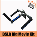 DSLR Rig original Movie Kit Shoulder Mount Photo Studio Accessories for any Camcorder DV Camera Canon Sony Nikon Panasonic