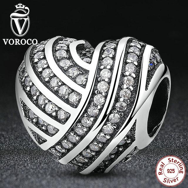 Madre regalo 925 joyería de plata esterlina amor líneas encantos fit pandora original pulsera brazalete accesorios s280