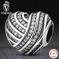 Presente mãe 925 linhas de amor jóias de prata encantos fit pandora original pulseira acessórios s280