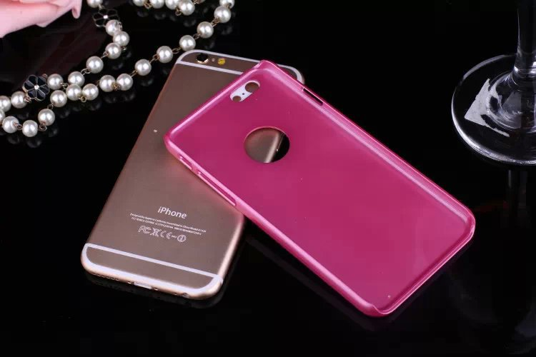 85f1319f5dc YUETUO luxury case for apple iphone 5 5s se acrylic pink pc cover ...