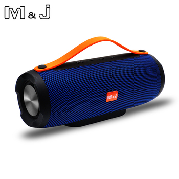 M&J Portable Wireless Bluetooth Speaker 10W