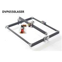 DIY Kit USB Laser Engraver Machine DVP6550 CNC Laser Machine Can add 500MW/2500MW/5500MW Laser