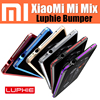 Original Luphie Bumper For Xiaomi Mi Mix Case Ultra Thin Aluminum Metal Frame Armor