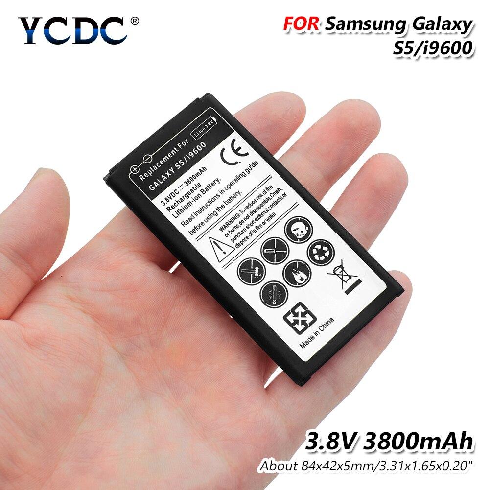 סוללה תואמת לגלקסי s5/i9600
