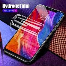 Hydrożel miękka folia do Xiaomi Mi 8 9 Lite Pocophone F1 Mi 6 A2 Play Mix 3 Mi6X Mi6 Mi8 Mi9 SE Mi 9T Pro folia na wyświetlacz