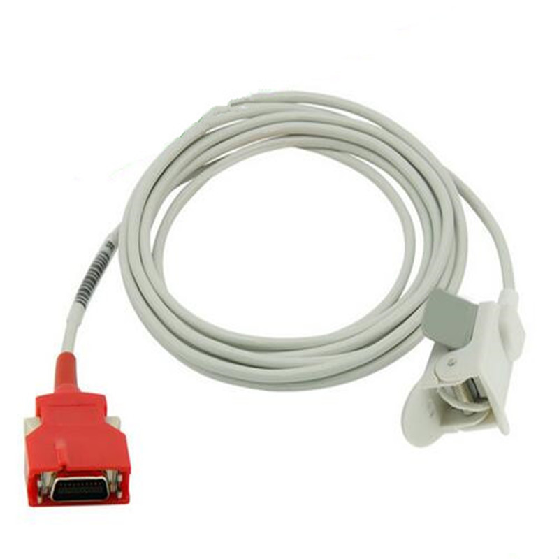 Free Shipping Compatible For Masimo 20Pin 2053 RED DCI-DC3 Pediatric Fingerclip Spo2 Sensor Spo2 Probe Pulse Oximeter Probe TPUFree Shipping Compatible For Masimo 20Pin 2053 RED DCI-DC3 Pediatric Fingerclip Spo2 Sensor Spo2 Probe Pulse Oximeter Probe TPU