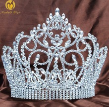 Pageant Crystal Party Crown