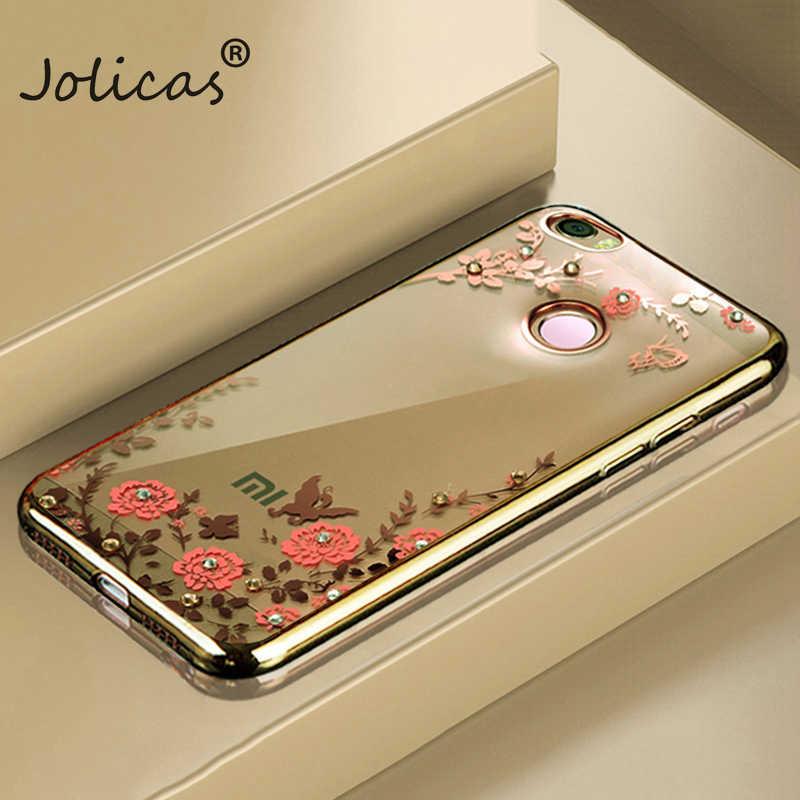 Мягкий ТПУ чехол для телефона для Xiao mi Red mi S2 Примечание 4X 5A Pro Prime 4 Pro 4A 5 Plus чехол с покрытием для Xiaomi mi 6X5X6 A1 A2 5C 5S Cas