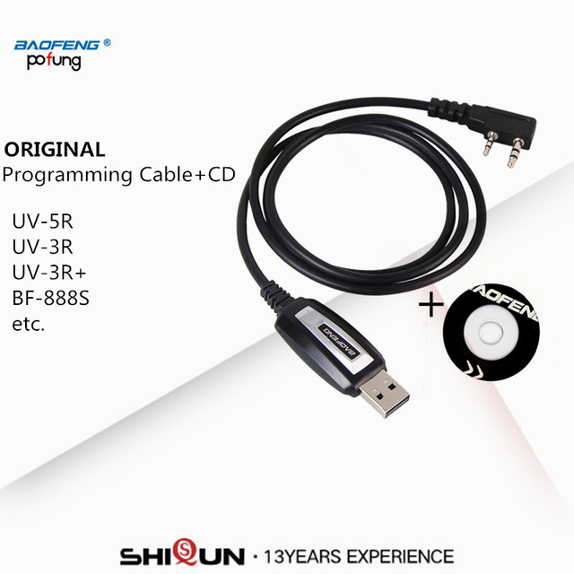 DRIVER UPDATE: BAOFENG PROGRAMMING CABLE
