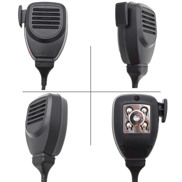 8 Pin Speaker Mic Microphone KMC-30 for Kenwood Mobile Radio TK-760 TK768 TK868 TK-980 TM-271A TM-461A TM-471A TK-768G TK-868G