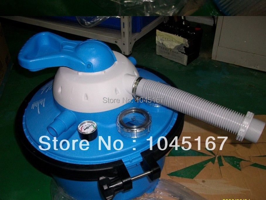 Online buy wholesale swimming pool equipment from china for Pool filter equipment